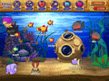 Incaniquarium arcade game: Virtual tank