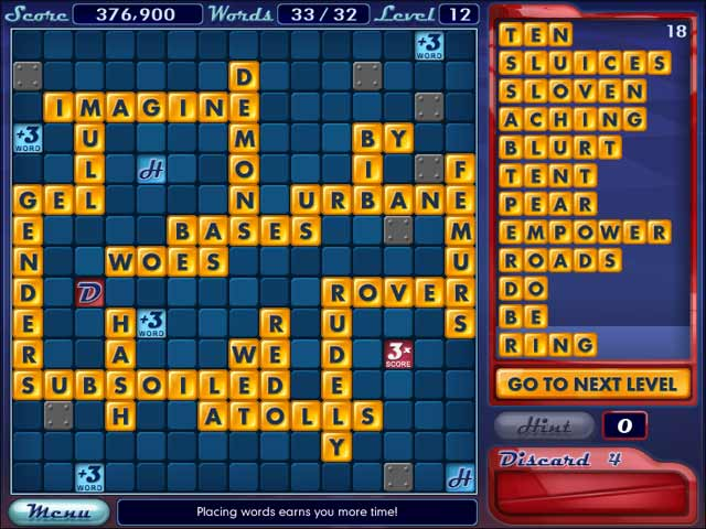 puzzle word games online